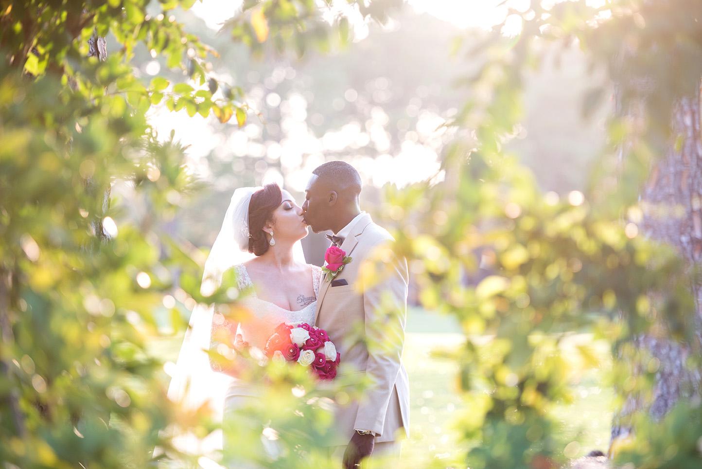 Wilson Wedding: Jacksonville Country Club