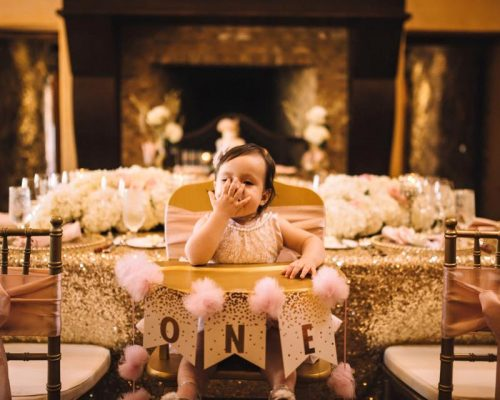 Avianna's 1st Birthday: Royal Princess