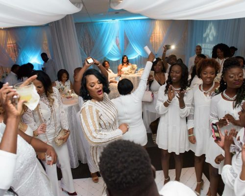 Foundation for Fortitude Pure White Affair