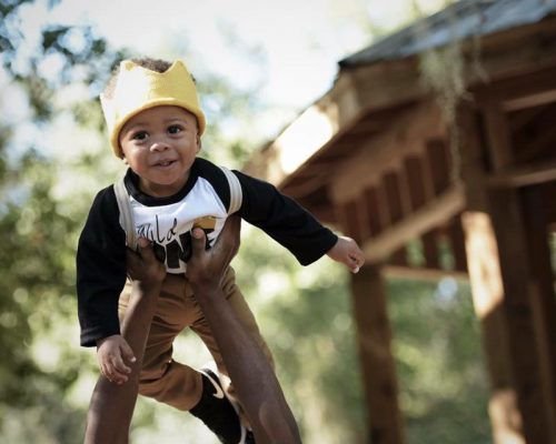 Jake's 1st Birthday: Where the Wild Things Are