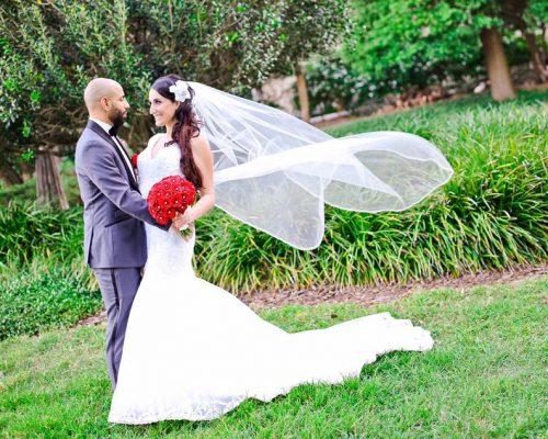 Pomales Wedding at Hilton Orlando