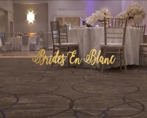 Brides en Blanc All White Bridal Brunch