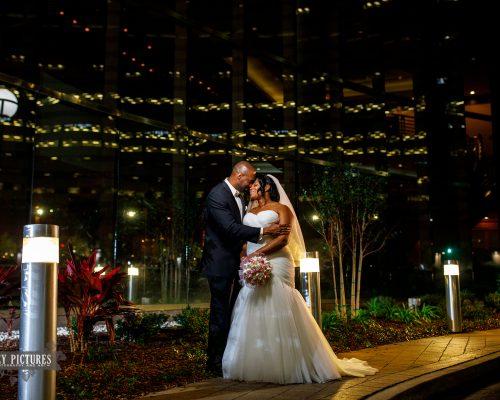 Terryl & Courtney's Wedding: Omni Jacksonville