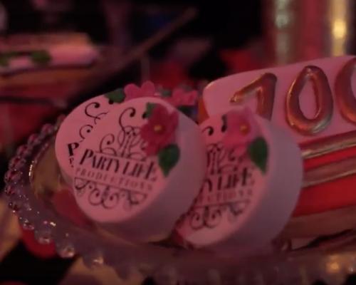 Party Life 100 Events Celebration