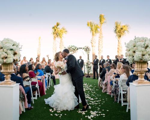 Hall Wedding Embassy Suites St. Augustine