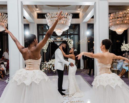 Scott Wedding Hyatt Orlando